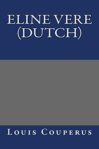 9781484843741: Eline Vere (Dutch)