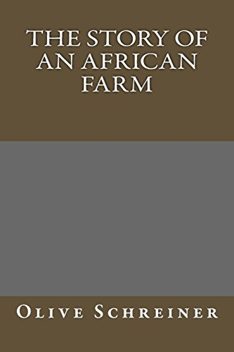 9781484849484: The Story of an African Farm