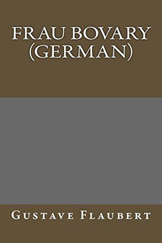 9781484850893: Frau Bovary (German)