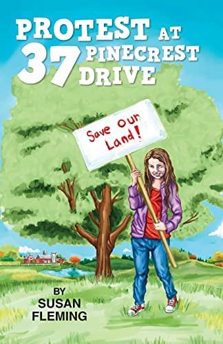 Protest at 37 Pinecrest Drive: Fleming, Susan