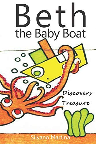 9781484859346: Beth the baby boat discovers treasure