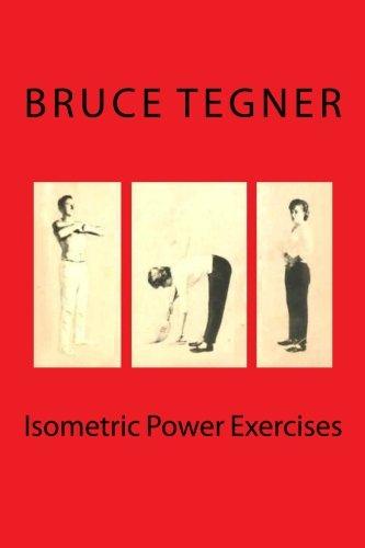 9781484860694: Isometric Power Exercises