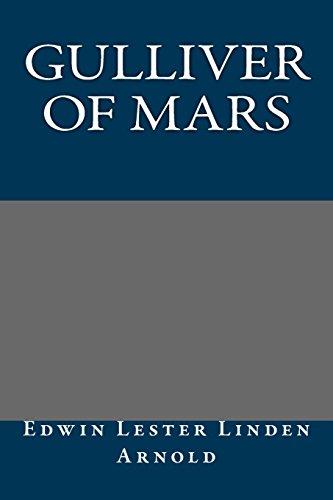 9781484864845: Gulliver of Mars