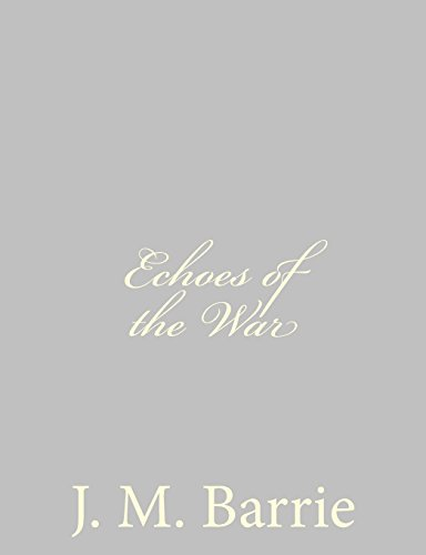 9781484867822: Echoes of the War