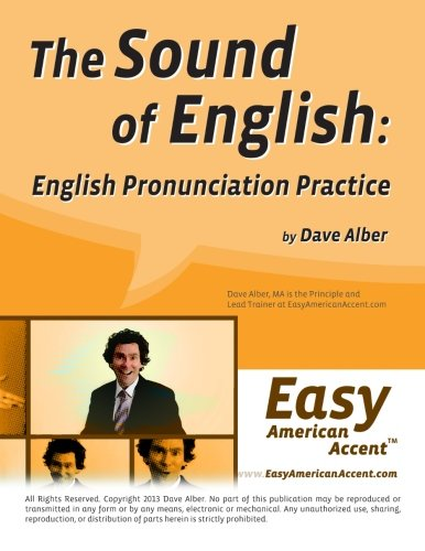 9781484867907: The Sound of English: English Pronunciation Practice