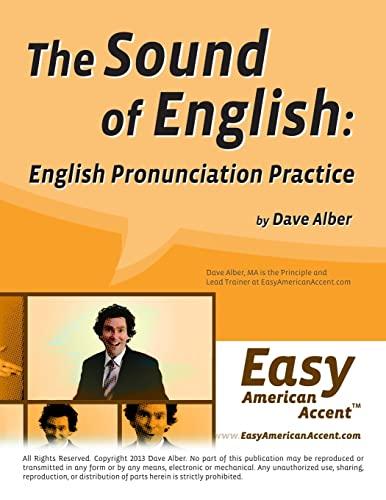 9781484867907: The Sound of English: English Pronunciation Practice