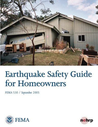 9781484869543: Earthquake Safety Guide for Homeowners