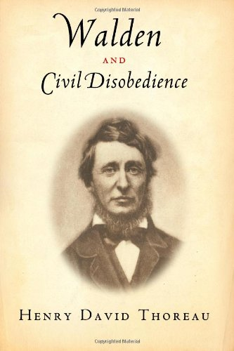 9781484876152: Walden and Civil Disobedience