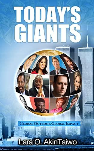 9781484877227: Today's Giant: Global Outlook Global Impact