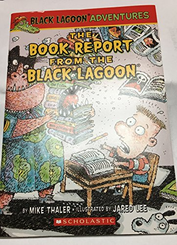 9781484877401: Book Sets Guided Reading Classroom Set (4) : The Book Report From the Black Lagoon (Children Chapter Books for Grade 2 - 3)