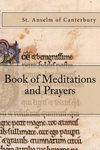 9781484877876: Book of Meditations and Prayers
