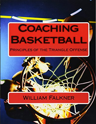 9781484878262: Coaching Basketball: Principles of the Triangle Offense