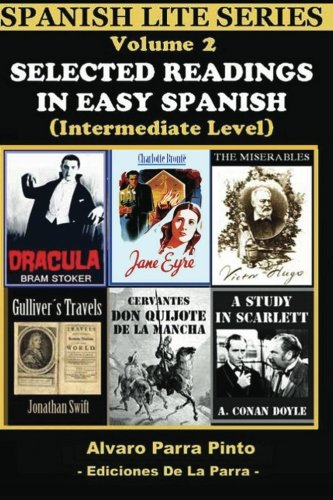9781484878743: Selected Readings In Easy Spanish Vol 2 (Spanish Lite Series) (Spanish Edition)