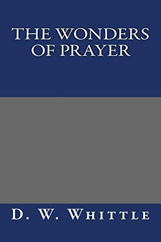 9781484880722: The Wonders of Prayer