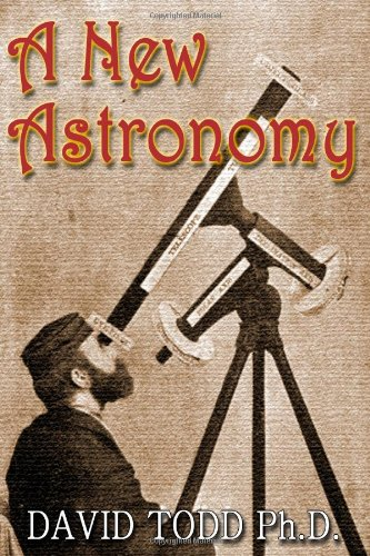 9781484880852: A New Astronomy