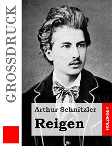 9781484882078: Reigen (Großdruck) (German Edition)
