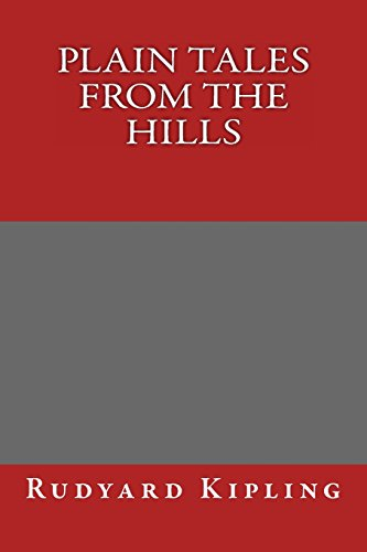 9781484884485: Plain Tales from the Hills