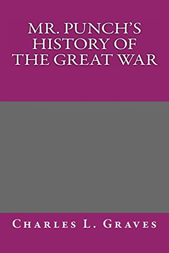 9781484885413: Mr. Punch's History of the Great War
