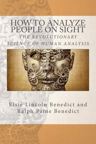 9781484886175: How To Analyze People On Sight