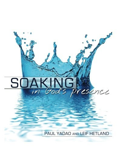 9781484887578: Soaking In God's Presence