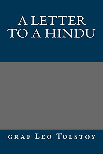 9781484891025: A Letter to a Hindu