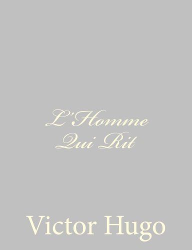 9781484891445: L'Homme Qui Rit (French Edition)