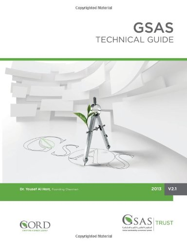 9781484896433: GSAS Technical Guide (GSAS PUBLICATIONS SERIES)
