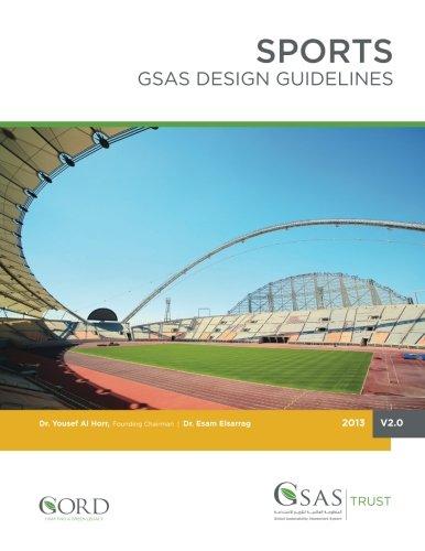 9781484896549: Sports: GSAS Design Guidelines (GSAS PUBLICATIONS SERIES)