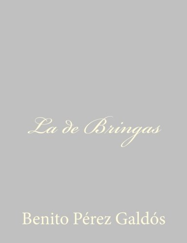9781484897065: La de Bringas (Spanish Edition)