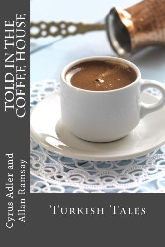 9781484904152: Told in the Coffee House: Turkish Tales