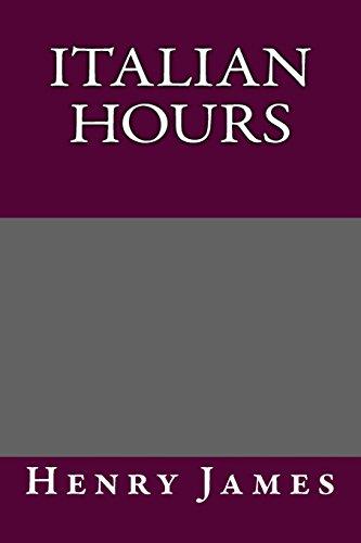 9781484906934: Italian Hours