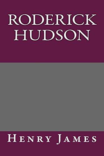 9781484908310: Roderick Hudson