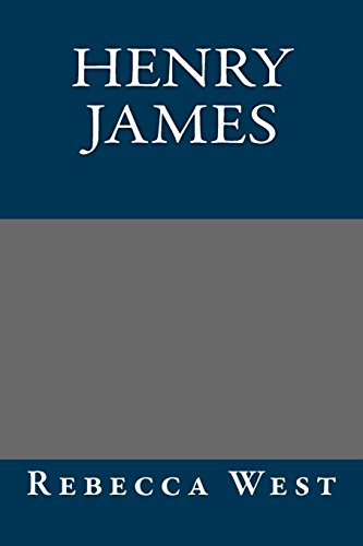 9781484913772: Henry James