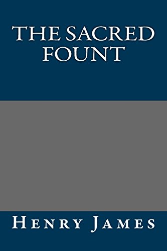 9781484914533: The Sacred Fount