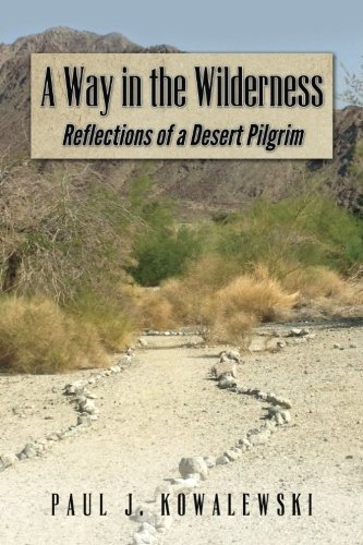 9781484914809: A Way in the Wilderness: Refections of a Desert Pilgrim