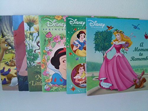 9781484916919: Disney Princess Reading Book Set : Polite As a Princess - A Moment to Remember - Beauties in Bloom (An Unofficial Box Set)
