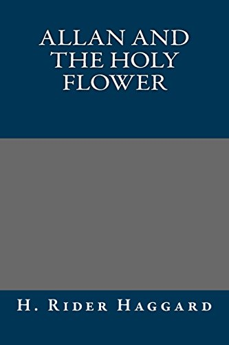 9781484917756: Allan and the Holy Flower