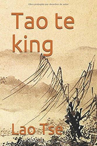 9781484920909: Tao te king