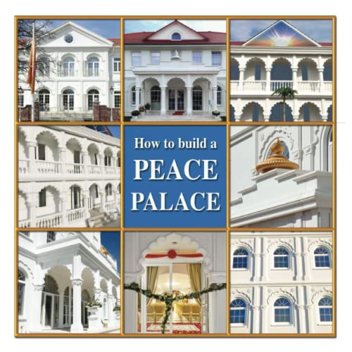 9781484921609: How to Build a Peace Palace