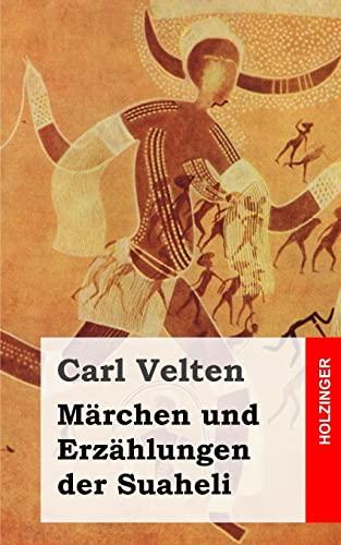 9781484922088: Märchen und Erzählungen der Suaheli
