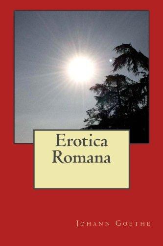 9781484922613: Erotica Romana