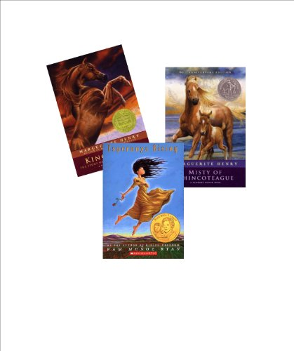 9781484923498: 6th Grade Books : King of the Wind - Misty of Chincoteague - Esperanza Rising (Children Book Sets : Age 10 and Up)