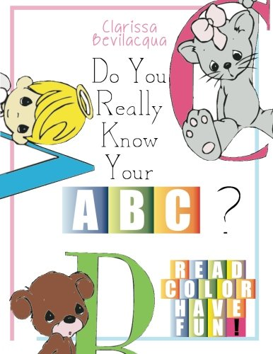 9781484933374: Do You Really Know Your ABC?