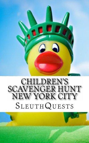 9781484934937: Children's Scavenger Hunt - New York City