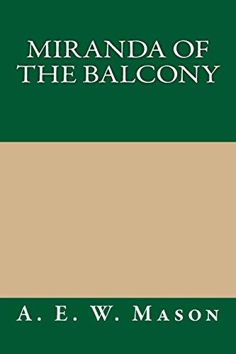 9781484940624: Miranda of the Balcony