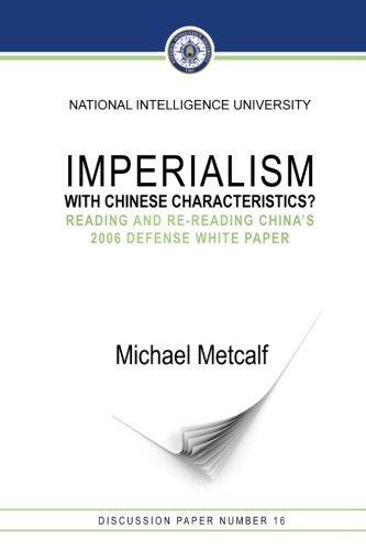 9781484942314: Imperialism with Chinese Characteristics?: Reading and Re-Reading China's 2006 Defense White Paper