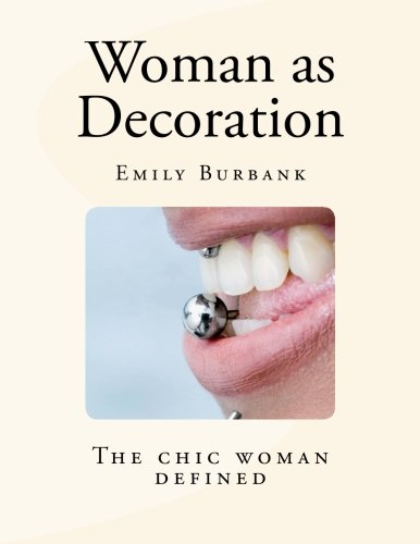 9781484946350: Woman as Decoration