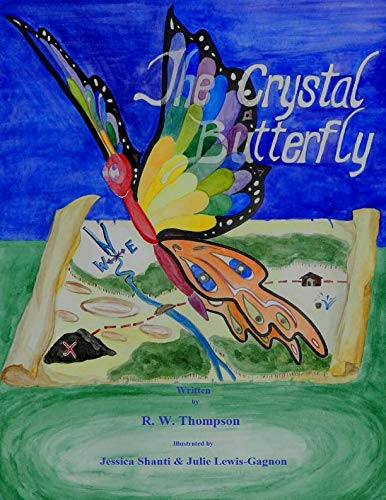 9781484949825: The Crystal Butterfly (History, Geography, and Mystery)