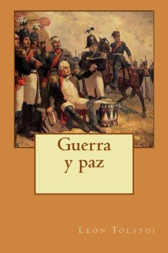 9781484950951: Guerra y paz (Spanish Edition)
