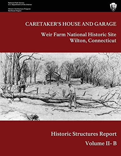 Weir Farm National Historic Site Historic Structure: Lance Kasparian, Maureen